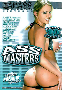Download Ass Masters - From: Badass Pictures - Pornstar:  Olivia Saint, Alana Evans, Dominica Leoni, Flick Shagwell, Shelbee Myne, Friday, Paris, Sheila Marie, Nika, Karianna, Keki D'aire