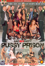mad sex party: pussy prison