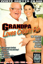 grandpa loves cream pie