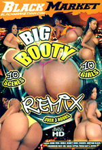 big booty remix