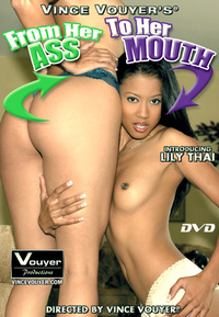 Lily thai, dana vespoli - from ass to mouth
