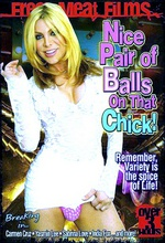 nice pair of balls on that chick!