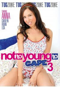 not too young to gape 3