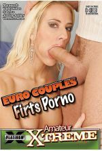 euro couples first porno