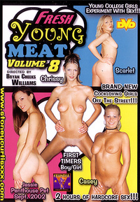 Fresh Young Meat #8
