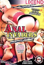 Download Anal Invaders Vol. 1