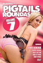 Download Pigtails Round Asses 7
