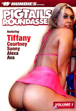Download Pigtails Round Asses