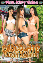 chocolate lovin' asians