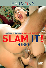 slam it in tight